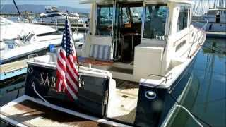 2014 Sabre 42SE Walkthrough with Diego Gomez from JK3 Yachts