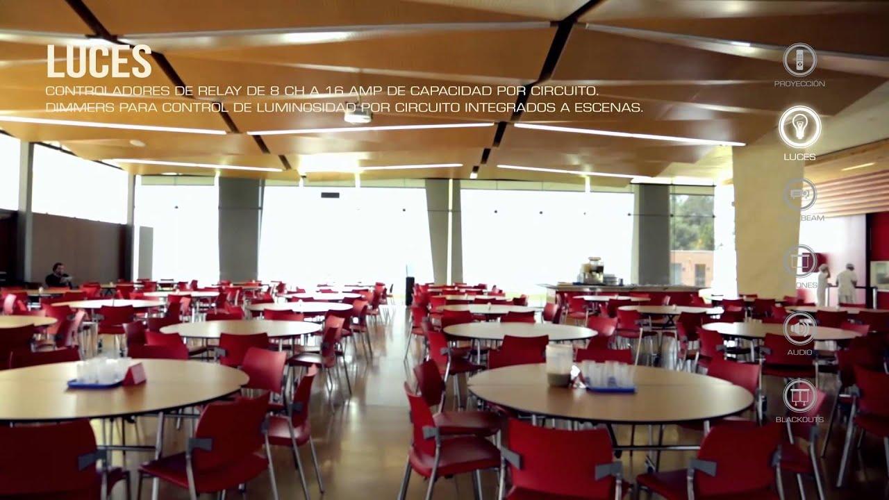 Automatizacin Cafeteria Colegio los Nogales  YouTube