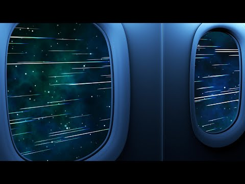 Space Sounds Sleep 🚀 Spaceship White Noise For Sleeping 10 Hours