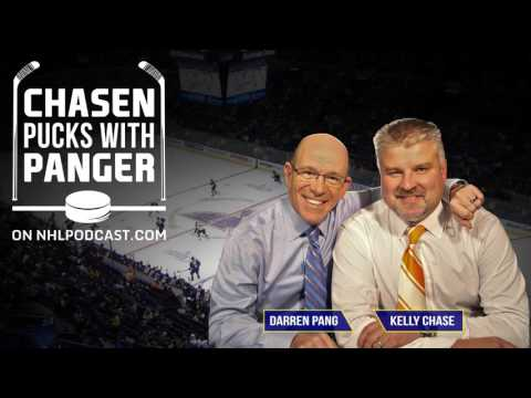 Episode 1 - Premiere episode Kelly Chase & Darren Pang podcast talking HOF inductees and more
