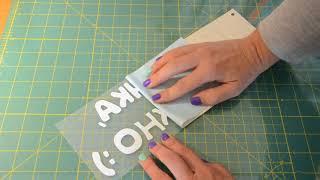 Инструкция - Как клеить виниловые наклейки. cмотреть видео онлайн бесплатно в высоком качестве - HDVIDEO