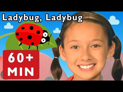 L Is for Ladybug | Ladybug, Ladybug and More | Nursery Rhymes from Mother Goose Club!