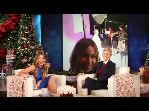 Ellen and Sofia Vergara on Their New Commercial