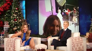 Ellen and Sofia Vergara on Their New Commercial