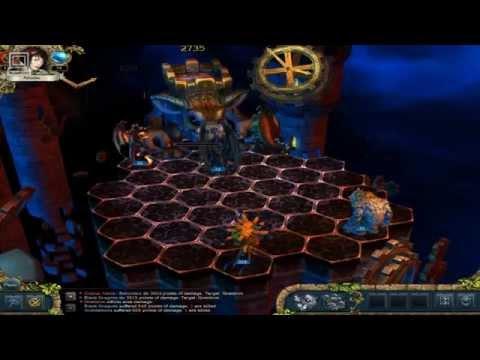 King's Bounty : Crossworlds : GeForce 8600M GT (ending 1/2) |