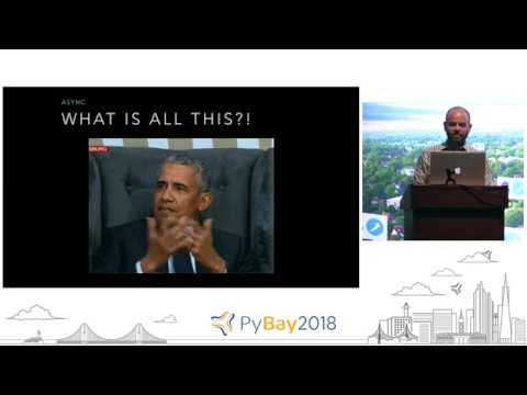 Image from Django Channels and Websockets in Production! | Rudy Mutter @ PyBay2018