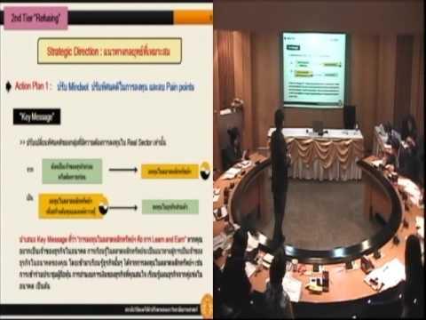 Capital Market Research Forum 01/2555 - ผลการศึกษาพฤติกรรมการออมและการลงทุน ตอน 2