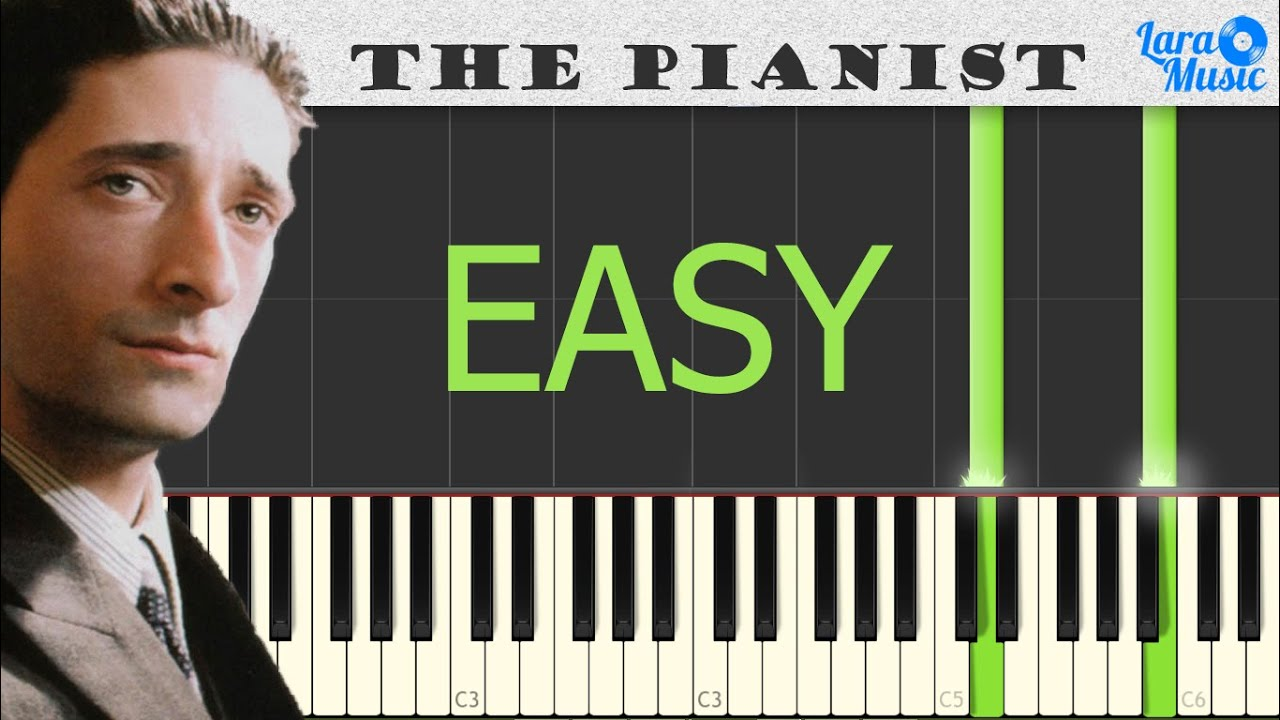 How to Play The Pianis... Adrien Brody Play Piano
