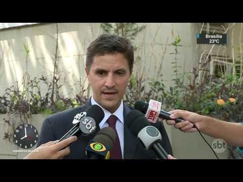 Polícia identifica suspeitos de matar jogador argentino durante briga - SBT Brasil (27/03/17)