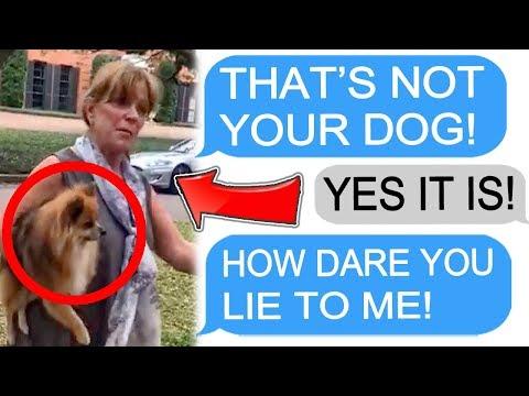 "R/Prorevenge ""People Like You Don't Own Poodles!"" Entitled Parents Stories Of Reddit"