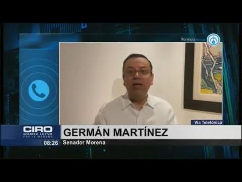 A partir del lunes será un sálvese quien pueda, por desorden en reapertura: Germán Martínez