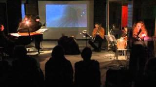 """Kunstsalon Fürth 2010 Performance """"Der Mitternachts-Fleischzug"""""""