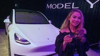 Model Y is Here!