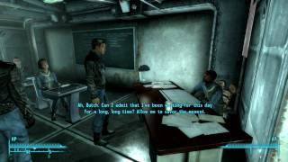 Fallout 3: Future Imperfect, the GOAT exam (questions and results)
