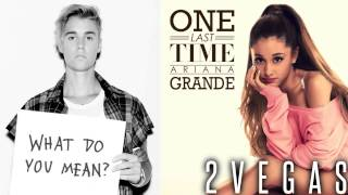 Justin Bieber Ft. Ariana Grande What Do You Mean Remix by 2Vegas.mp3