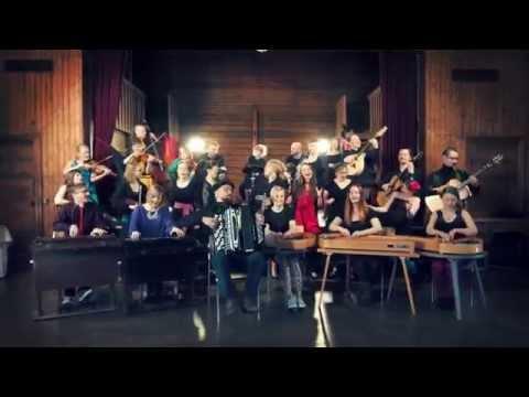 Sibelius Academy Folk Big Band - D-mollisottiisi / Schottische in D minor