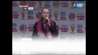 Başbakan Erdoğan: Siyasi Hayatımda Sivası Bugün Ki Gibi Hiç Böyle Görmemiştim