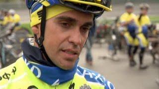 Contador's Top Tips to Win the Tour de France