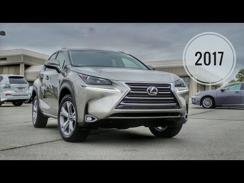 2017 Lexus NX200t In Depth Review & Tutorial Turbo Lexus SUV