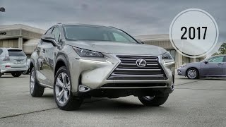 2017 Lexus NX200t In Depth Review & Tutorial Turbo Lexus SUV