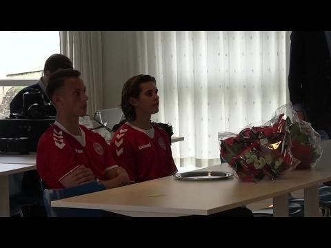 Mød årets DBU-talenter 2016