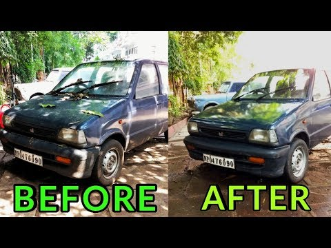 HOW TO CLEAN YOUR CAR PROFESSIONALLY!! Tips To Take Care Of Your Car At Home