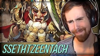 Asmongold Reacts to Dwarf Fortress Review by SsethTzeentach