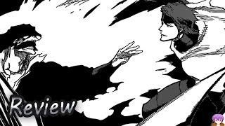 Bleach Chapter 683 Manga Review - Juha Bach vs Aizen