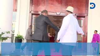 A diet of Irish potatoes, cassava and vegetables helped me shed 30kg —  President Museveni