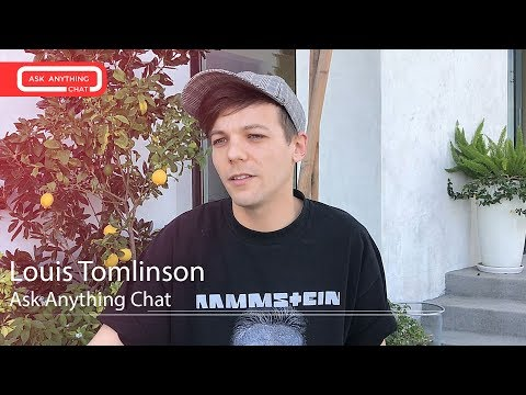 Louis Tomlinson Talks About The One Direction Identical Tattoos, Bebe Rexha & Michael Jackson