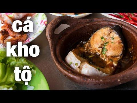Ca Kho To - Eating Vietnamese Braised Catfish in Saigon