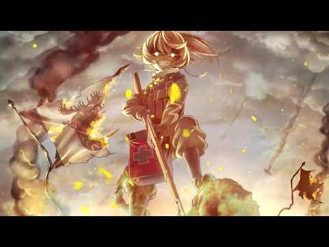 free-animated-background---tanya-von-degurechaff-on-the-battlefield-hd1080p-60fps