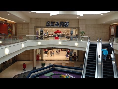 Revisiting Hanes Mall (Feat. JCPenney)