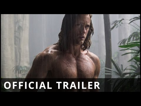 The Legend of Tarzan – Official Trailer...