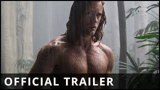 The Legend of Tarzan – Official Trailer - Warner Bros. UK