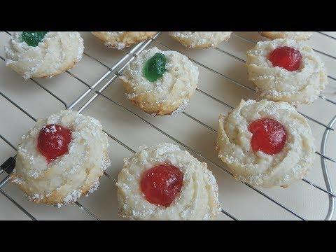 Almond Cookies/ Ricetta Paste Di Mandorla