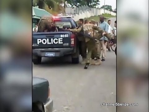 Caught on Video: 2 Students Manhandled by Officers