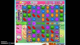 Candy Crush Level 754 help w/audio tips, hints, tricks