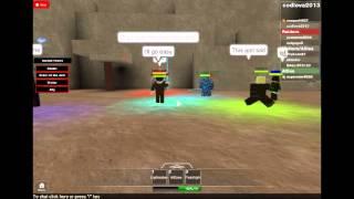 ROBLOX USER: Catgogo2 bullying a sith