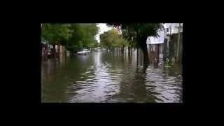 Inundación La Plata, Tolosa 2 de abril de 2013