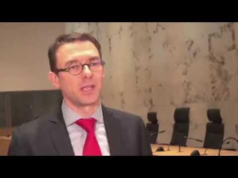 VIDEO: Sentencia casacion contra ex prome minister Gerrit Schotte y partner