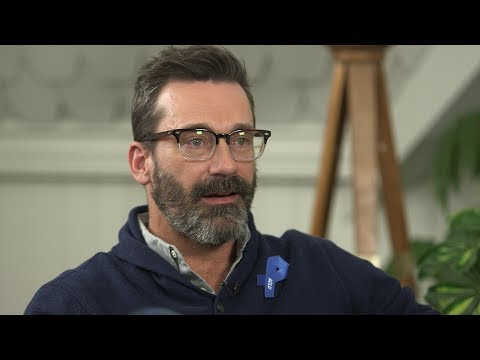 Jon Hamm explains how he chooses roles and what he says yes to