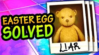 ZOMBIES IN SPACELAND EASTER EGG SOLVED! TEDDY MUGSHOTS EASTER EGG GUIDE / SONGS EASTER EGG TUTORIAL!