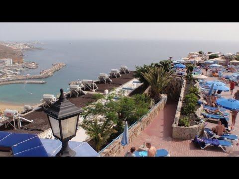 Gran Canaria 2015 - hotel Puerto Azul