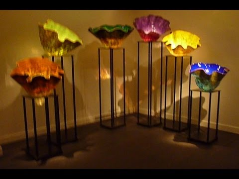 Glass Sculptures - Macchia Series by Dale Chihuly