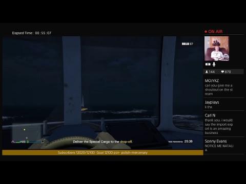 GTA Day Stream 09/11/17 Helping Subs