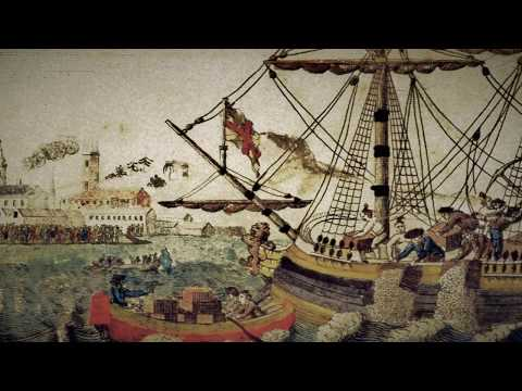 Fish And Tea - American Revolutionary Song