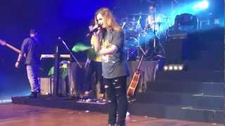 Download Give Your Heart a Break & Unbroken - A Special Night With Demi Lovato in São Paulo - 30/04/2012 MP3 song and Music Video