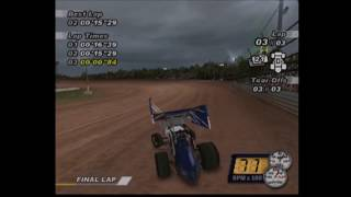 "World of Outlaws Sprint Cars 2002 (PS2) - Career Mode EP01 - ""A New Adventure!"""