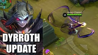 DYRROTH IS THE NEW DYRUS